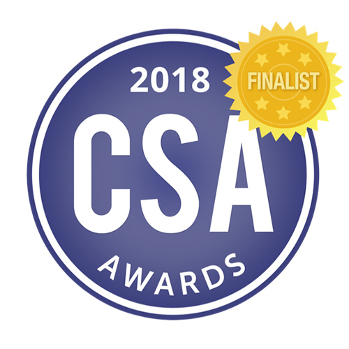 CSA2018 Finalist Badge